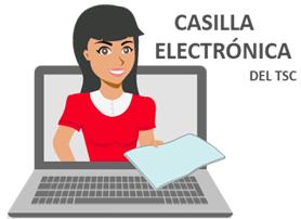 Casilla Electrónica Servir