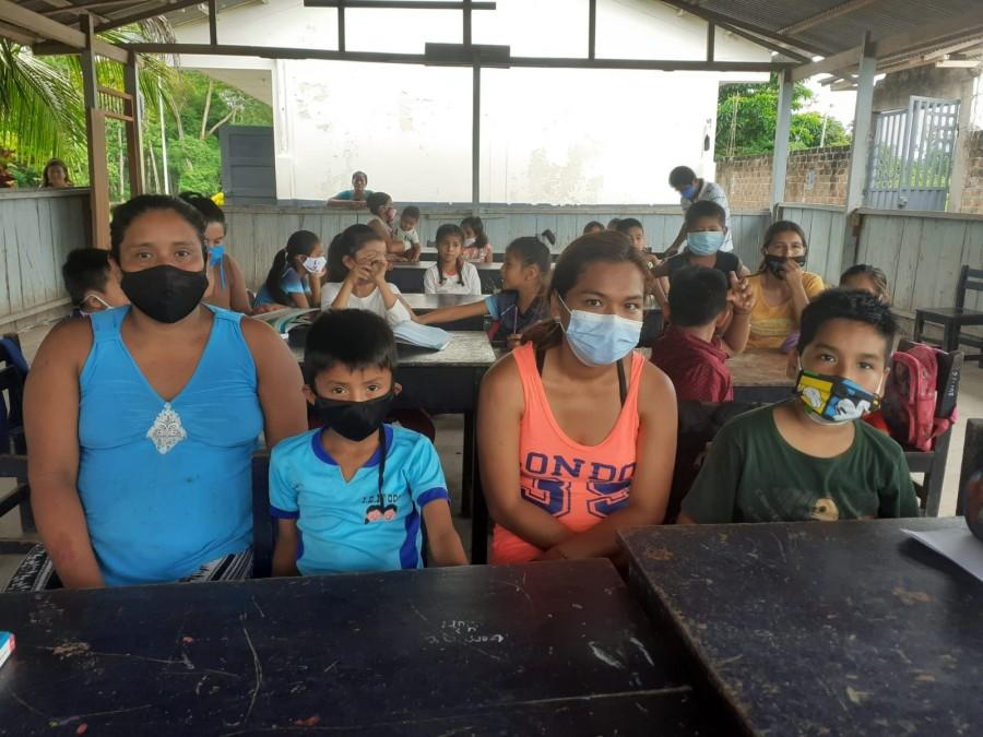 EN MARCHA, CAMPAÑA REGIONAL 'SÁCALE TARJETA ROJA A LA VIOLENCIA'